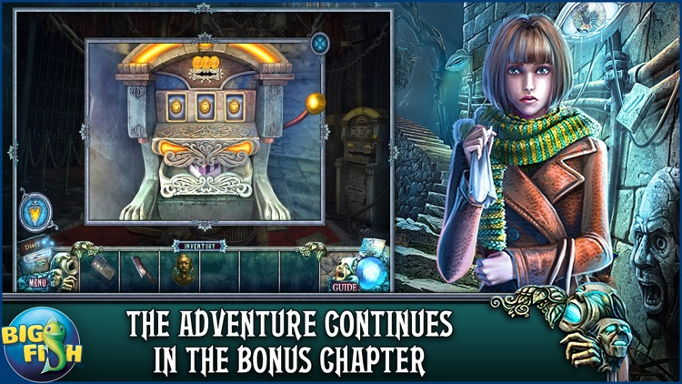 Fear For Sale: Nightmare Cinema - A Mystery Hidden Object Game (Full) screenshot-3