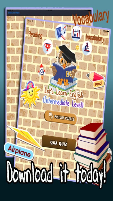 Let's Learn English - Easy Language Learning , Vocabulary