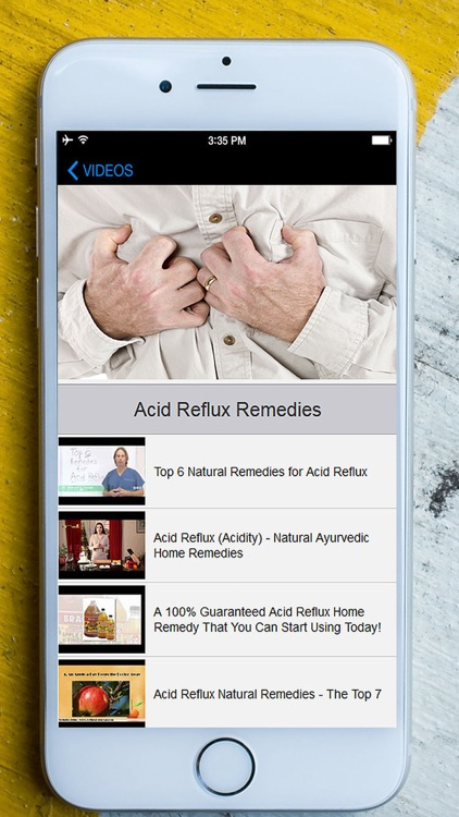 Best Easy Acid Reflux Treatments - Learn How To Cure Naturally Your Heartburn (Fast Relieve) screenshot-3