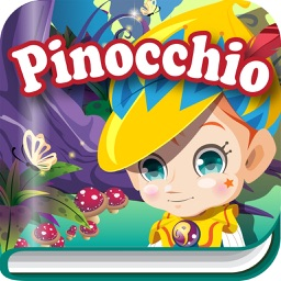 "Pinocchio Story Book ""for iPad"""