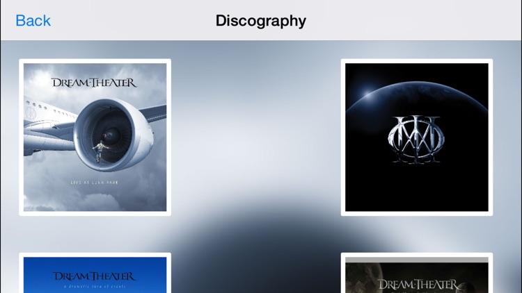 Dream Theater 360 screenshot-4