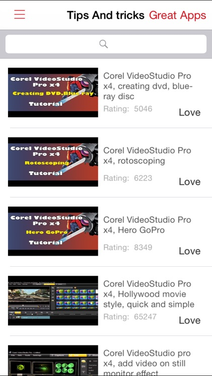 Videos Training For Corel VideoStudio Pro screenshot-4