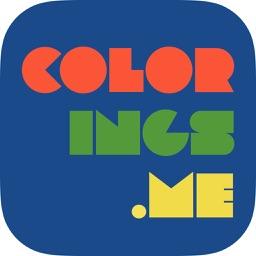 Colorings Me