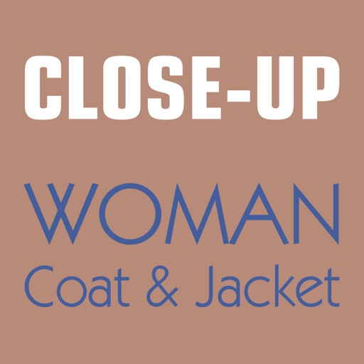 Close-Up Woman Coat & Jacket