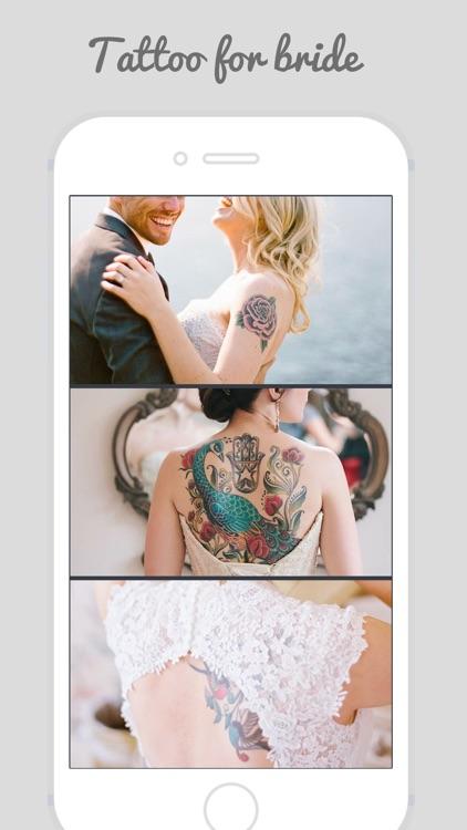 Tattoos For Bride