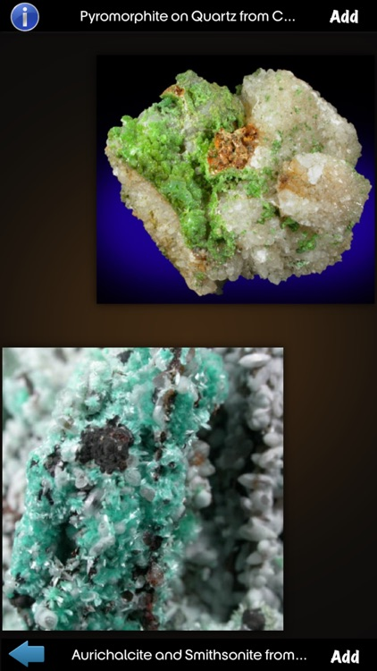 Minerals and Crystals