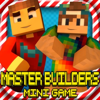 MASTER BUILDERS: MC Block Build Mini Game