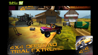 4x4 Offroad Trial Extreme Racingのおすすめ画像4