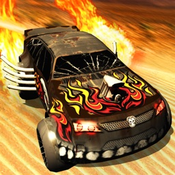 A 3D Real Road Warrior Traffic Racer - Fast Racing Car Rivals Simulator Race Game