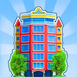 Hotel Dash Saga - Running your own hotel