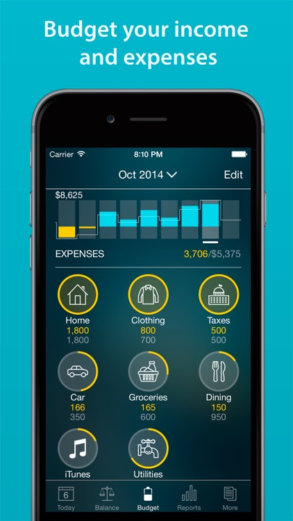 Money Pro: Personal Finance screenshot-0