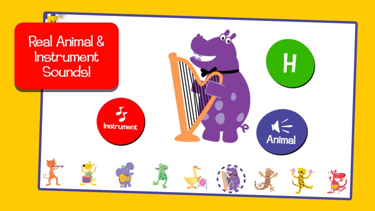 Wee Sing & Learn ABC - Preschool Alphabet Learning Activity & Music Book screenshot-4