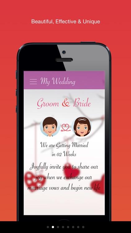 My Wedding (Invitation)