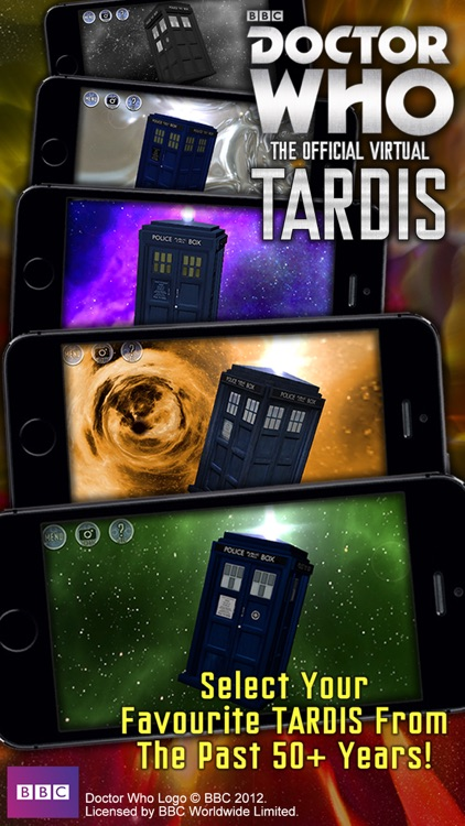 Doctor Who: TARDIS (Official) screenshot-4