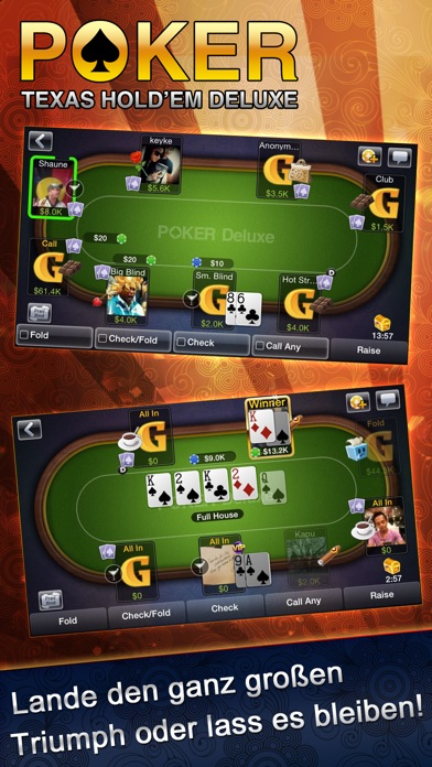 Download Deutsch Texas Poker Deluxe for Pc