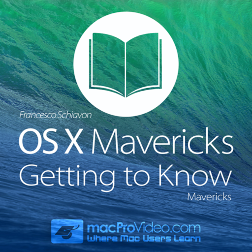 Basics of OS X Mavericks