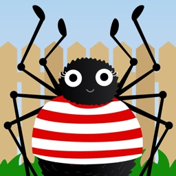 Incy Wincy Spider for iPad