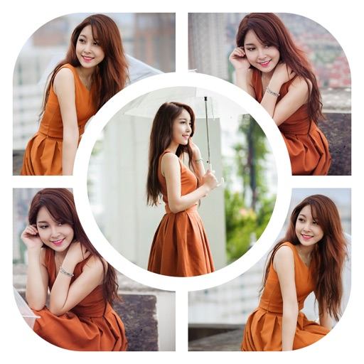 Photo Collage Frames - Photo Collage Maker - Grid Collage