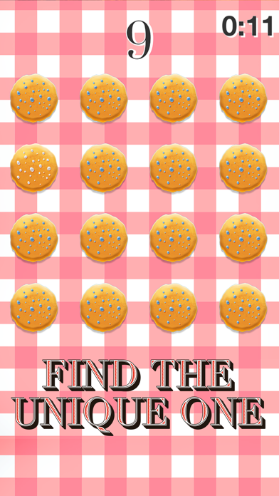 Cookie Catch - Yummy, Which is the Diff? screenshot two
