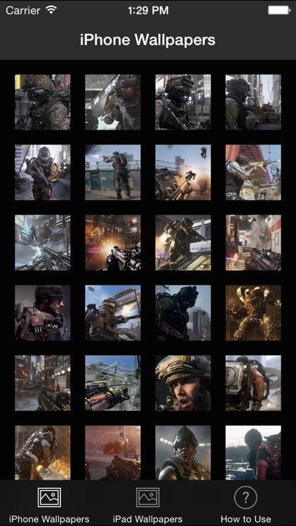 Best Wallpapers for Call of Duty: Advanced Warfare