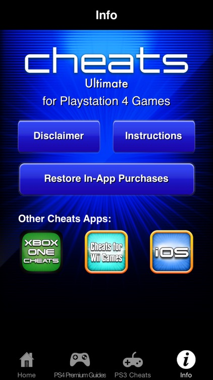 Cheats Ultimate for Playstation 4 Games - Including Complete Walkthroughs screenshot-4