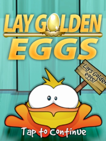Lay Golden Eggs - náhled