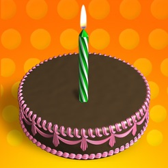 Candle Cake On The App Store