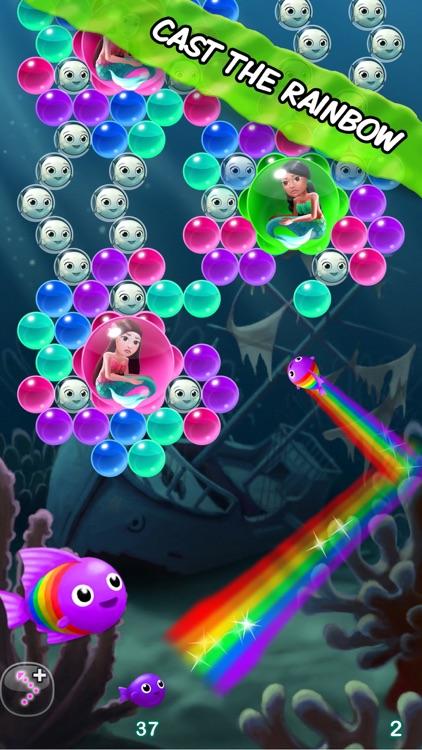 Bubble Fins - Bubble Shooter screenshot-3