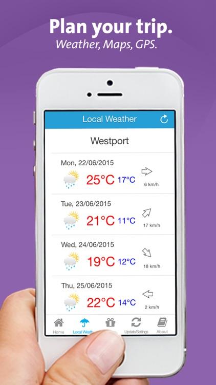 Westport App  - Mayo- Local Business & Travel Guide screenshot-4
