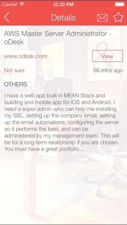 JobStick screenshot-3