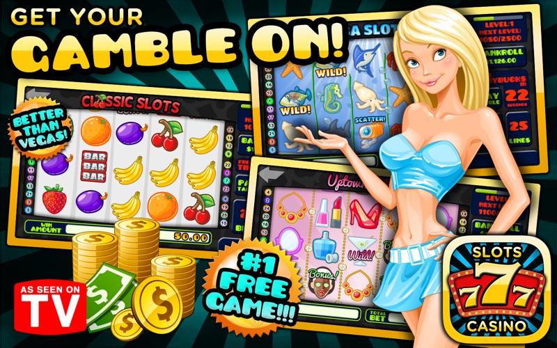 Ace Slot Machine Casino Screenshot