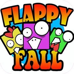 Flappy Fall - Save The Silly Clumsy Chicken from Splashing