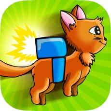 Activities of Jetpack Cat and Friends: A Pet Shop Adventure