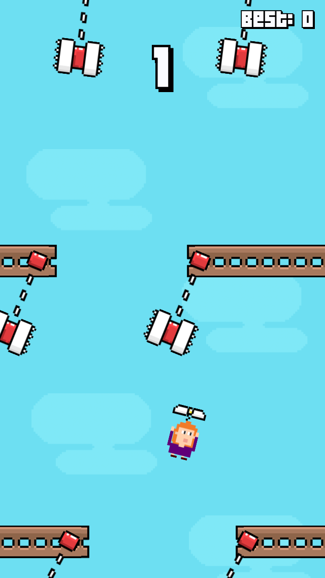 Ace Crazy Copters screenshot three