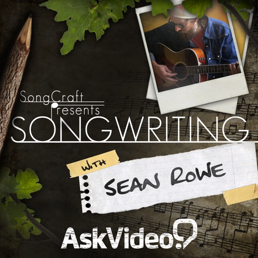 Songwriting With Sean Rowe