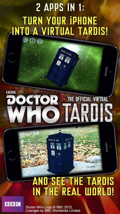 Doctor Who: TARDIS (Official)
