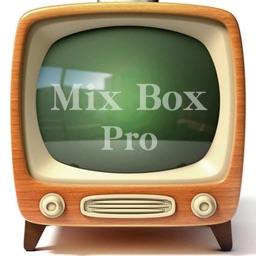 """""""Mix Box Pro""""Application of sound and video"""