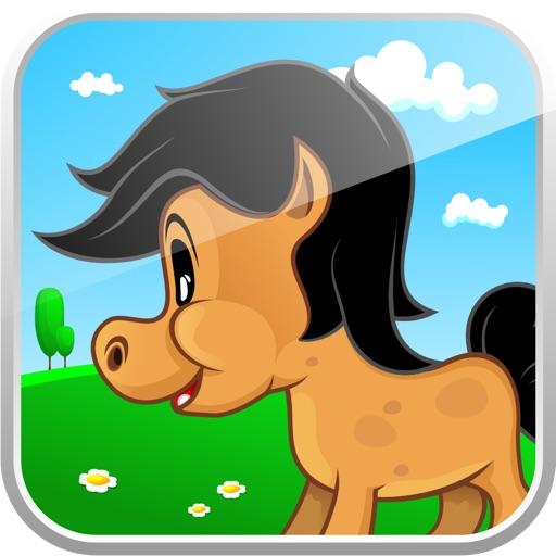 Magical Cupcake Pony Run