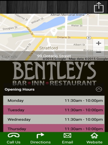Bentley's Bar Inn Restaurant | App Price Drops