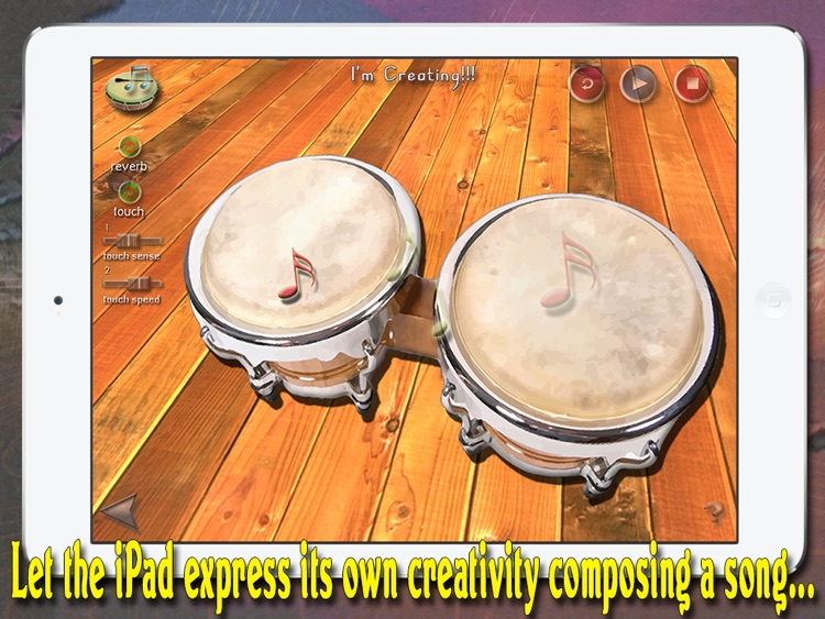i Play My Cuban Bongo Drums Fun - HD Pro Version screenshot-4