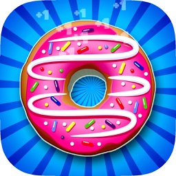 Donut Clickers - Count Those Rounded Cookies As They Fall