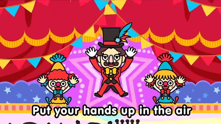 Open and close your hands (FREE)    - Jajajajan Kids Song series screenshot-3