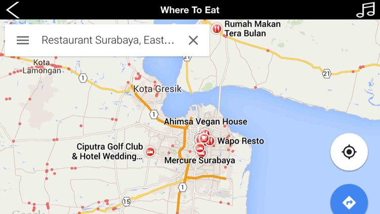 Guide to Surabaya screenshot-4