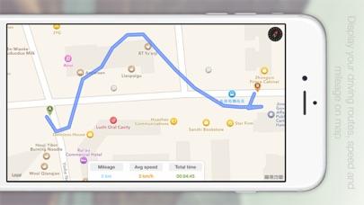 Автомобильный видеорегистратор Скриншоты5