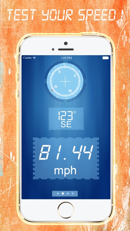 Speedometer - Speed Tracker. GPS Speed Box