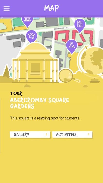 Professor Fluffy's Campus Quest screenshot-4