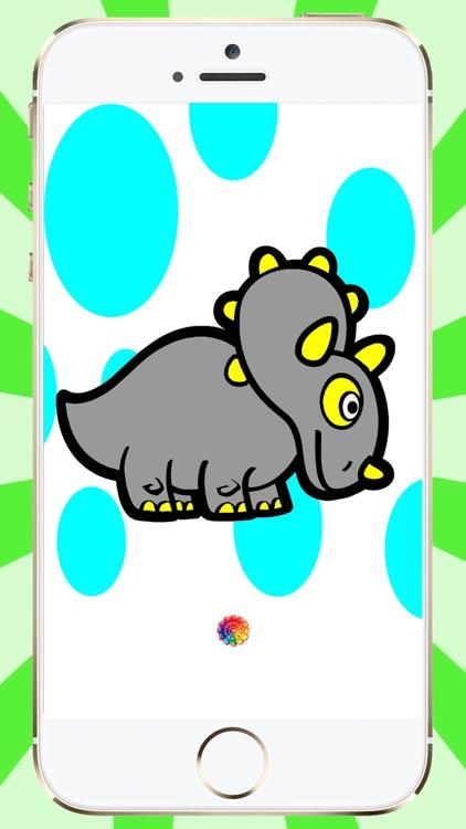 100 Dinosaurs To Paint screenshot-4