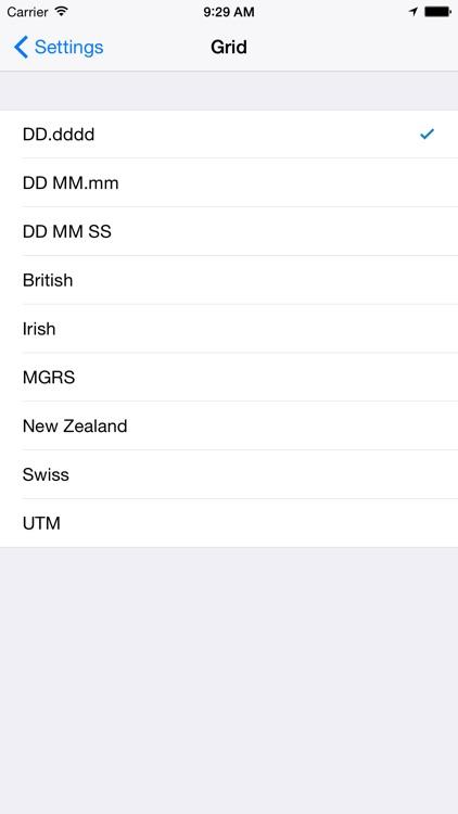 Tomstrails GPS Pro screenshot-3