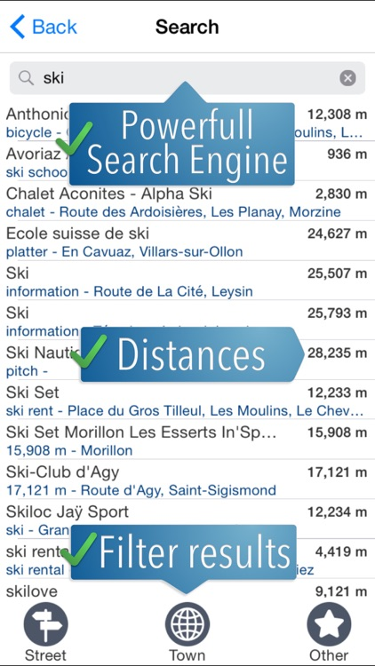 Portes du Soleil Ski Map screenshot-3