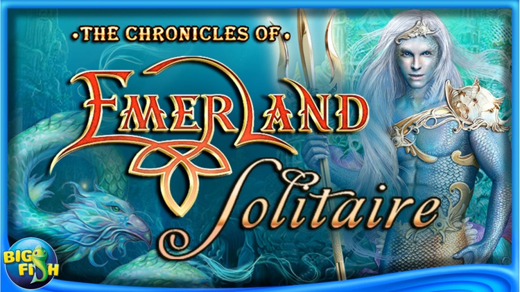 The Chronicles of Emerland Solitaire - A Magical Card Game Adventure screenshot-4